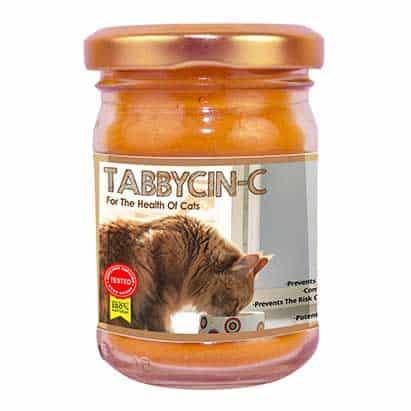 Tabbycin for cat health problems