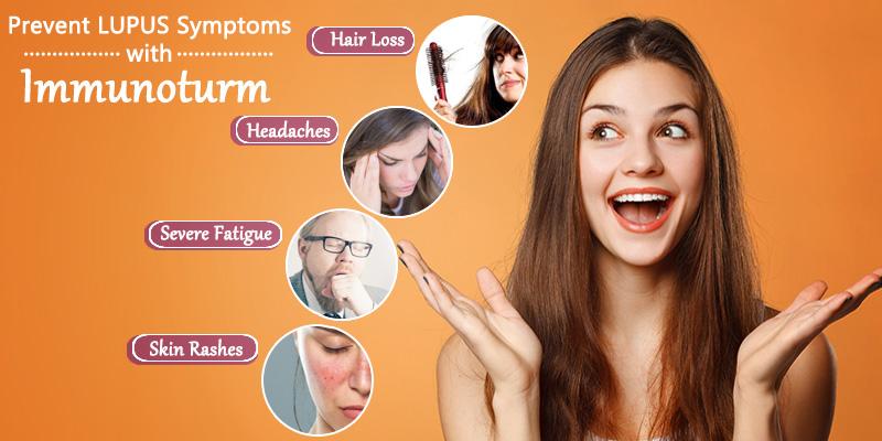 Immunoturm boost immunity & prevent lupus