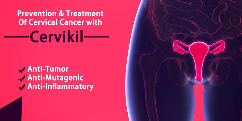 Cervikil to prevent cervical cancer
