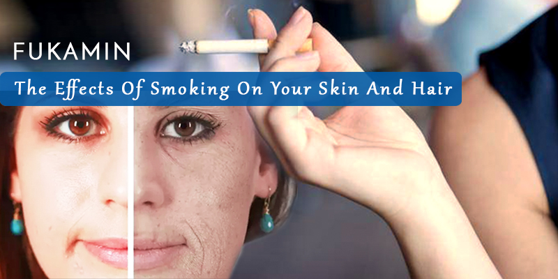 how smoking affects your looks