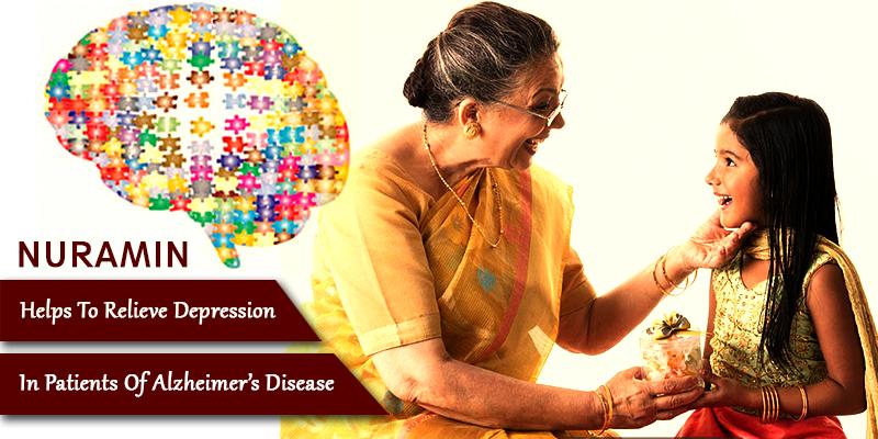 Alzheimer's Disease at bay with Nuramin