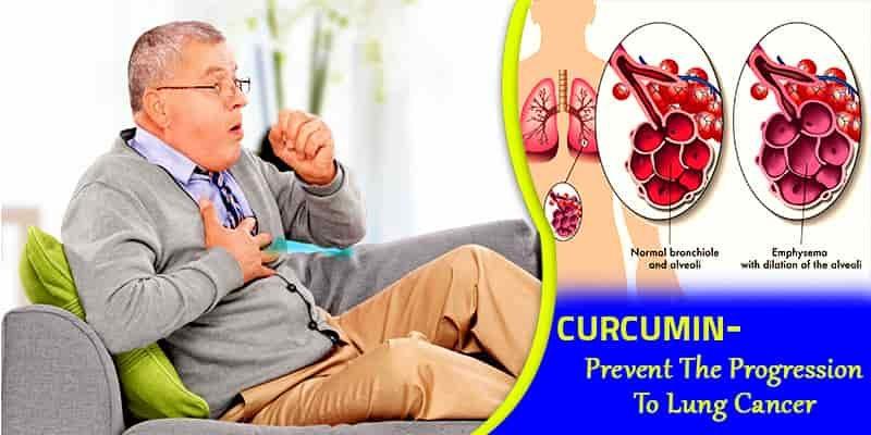 Curcumin Can Relieve Emphysema Symptoms