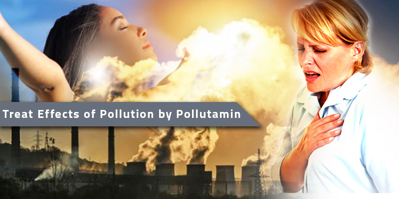 Pollutamin-PM2.5 for pollution side effects