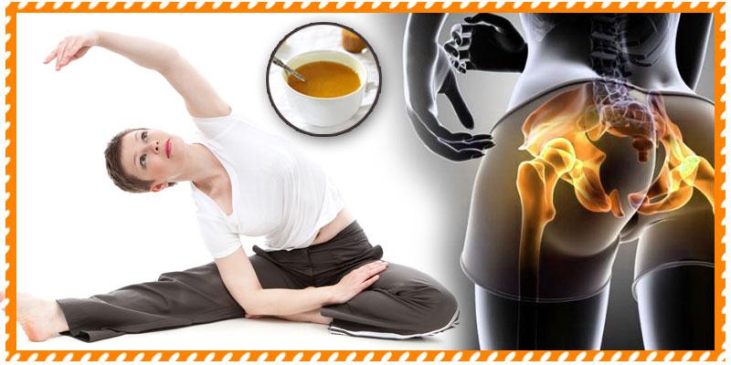 Hip Burstitis Cure with calyma